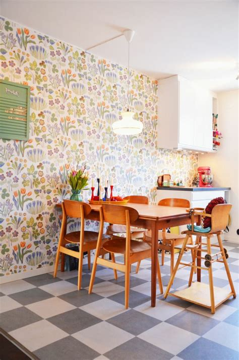 Vintage Tapete Küche by Vintage Teppiche Und Tapeten Vintage Ist Eine Einstellung