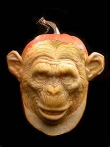 Gizmo Pumpkin Pattern Stencil by 100 Pumpkin Carving Ideas For Halloween