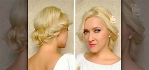How to Give yourself a summer greek goddess hairstyle ...