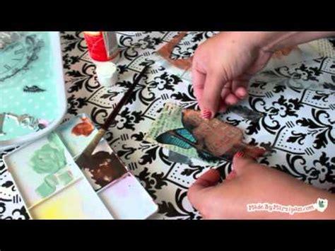 atc artist trading card youtube