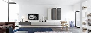 Wohnzimmer Regale Design : design wohnzimmer h ngeschr nke hochglanz matt lack ~ Sanjose-hotels-ca.com Haus und Dekorationen