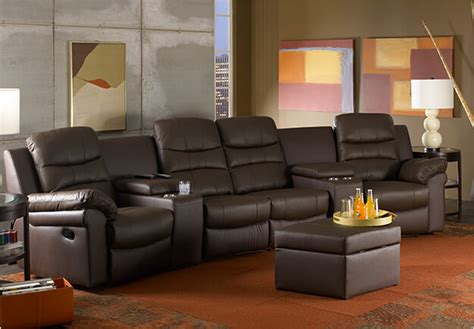 Media Room Furniture by Home Theater Seating Home Theater Furniture
