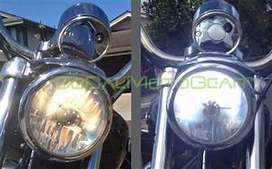 Jual Lampu Utama Led Mh4 Sepeda Motor Generasi Terbaru
