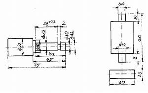 Technische Zeichnung Ansichten : darstellungstechnik und cad i ~ Yasmunasinghe.com Haus und Dekorationen