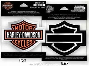 Harley Davidson Aufkleber : aufkleber classic b s inside harley davidson ~ Jslefanu.com Haus und Dekorationen