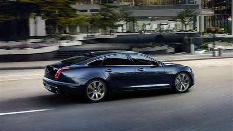 Jaguar XJ Autobiography LWB   Jaguar   Pinnacle of car luxury
