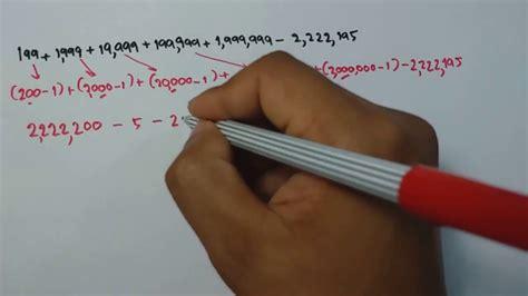 เตรียม สอบ เข้า ม 1 ep 3 การบวกเลขจำนวนมาก โดยใช้สมบัติของการแจกแจง - YouTube
