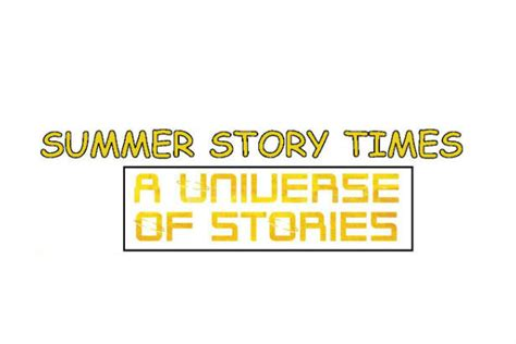 a universe of stories comes to franklin township ellwood 701 | SUMMER STORY TIME FRANKLINheader