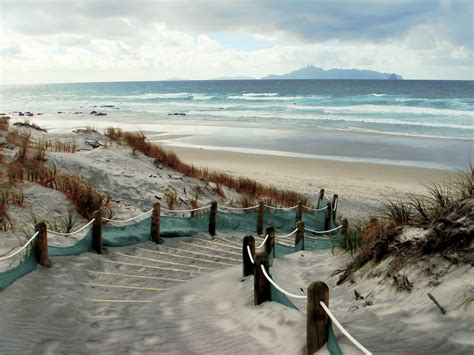 zealand coastline grid arendal
