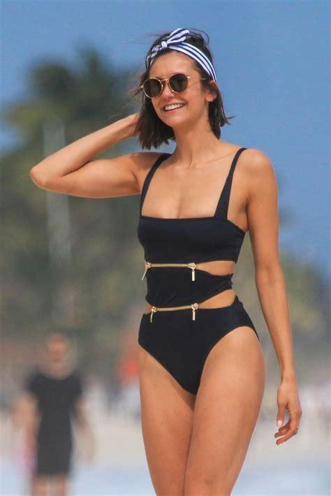 rosa salazar swimsuit nina dobrev latest photos celebmafia