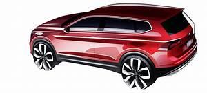 Volkswagen Tiguan 7 Places : volkswagen le tiguan 7 places se nommera allspace ~ Medecine-chirurgie-esthetiques.com Avis de Voitures