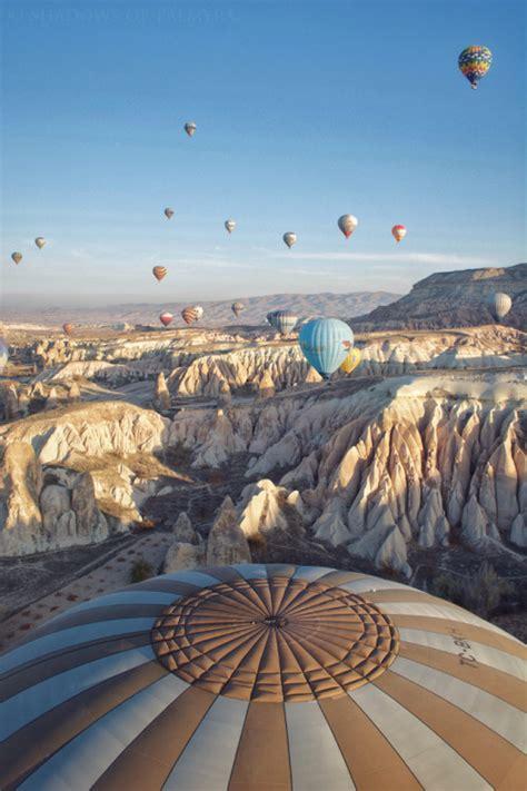 hot air balloon  tumblr