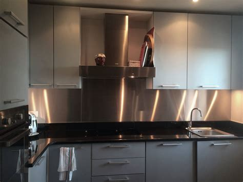 cuisine avec credence inox dootdadoo id 233 es de conception sont int 233 ressants 224 votre d 233 cor