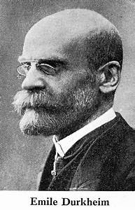 "The Contribution of ""Emile Durkheim"" Towards Sociology ..."