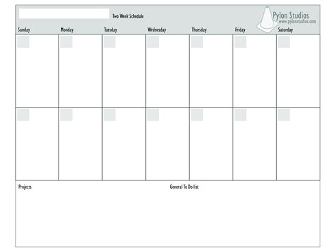 week calendar templates  allbusinesstemplatescom