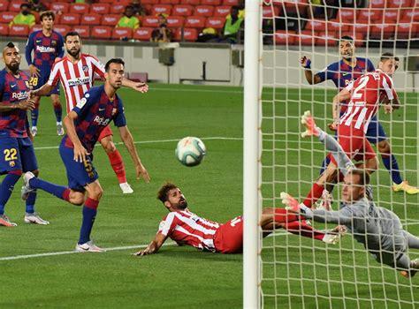Barcelona vs Atletico Madrid live stream: How to watch La ...