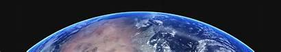 1440p Wallpapers Monitor Triple Screen Earth Nebula