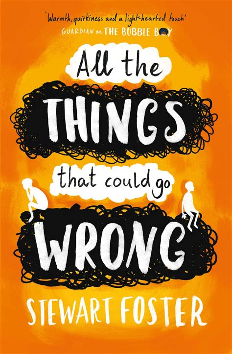 All The Things That Could Go Wrong  Book By Stewart