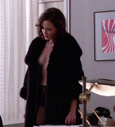 Naked Alexis Bledel In Mad Men