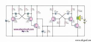 Ambulance Sirens Circuit  U2013 Circuit Wiring Diagrams