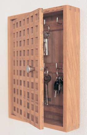 wooden shed plans   wood key cabinet