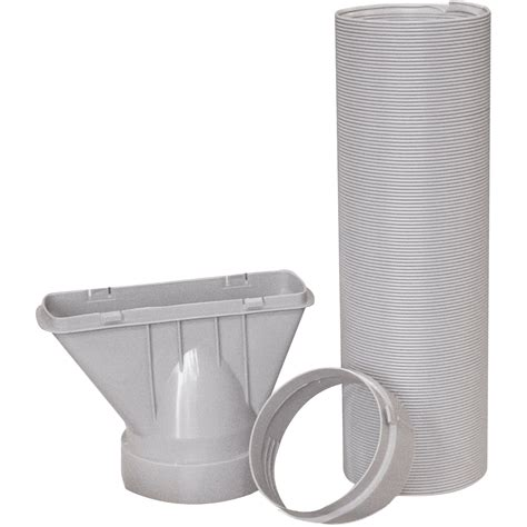 soleus air lx bl exhaust pipe kit  shipping sylvane