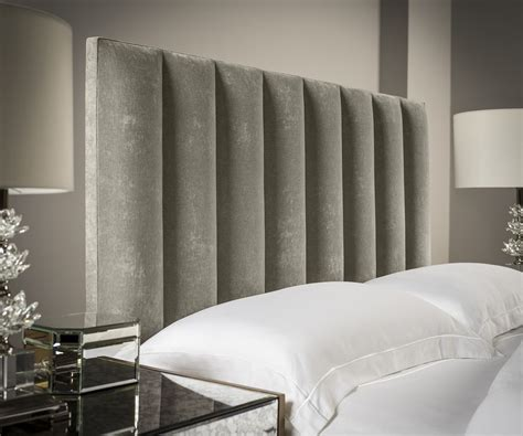Headboards Hb06 Tufted Fabric Headboards Double Queen