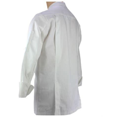 veste de cuisine pas chere tenue de cuisinier à manches longues premier prix lisavet