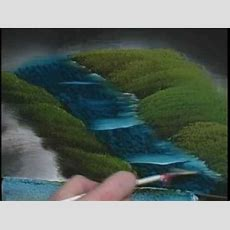 How To Paint Water  River Banks (17 Of 19)  Youtube