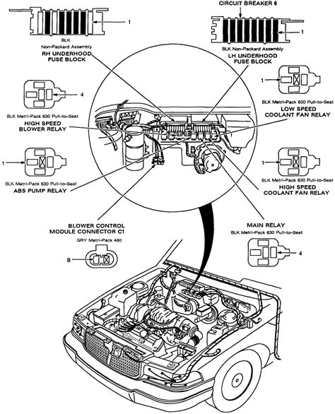 1989 Buick Lesabre Engine Diagram by Where Is The Fuse Box Location 1989 Buick Lesabre Wiring