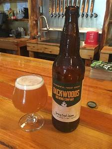 Beer Release – Experimental Forest Series, Backwoods ...
