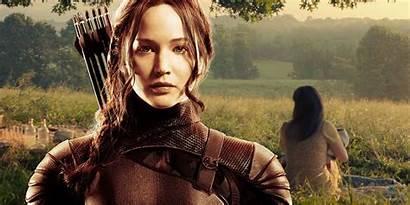 Hunger Katniss Games Everdeen Mockingjay Jennifer Lawrence