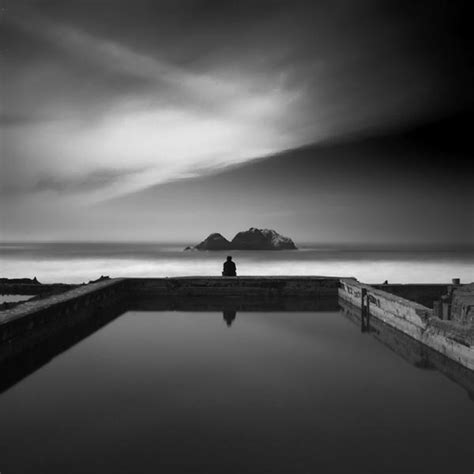 beautiful monochrome landscapes photography