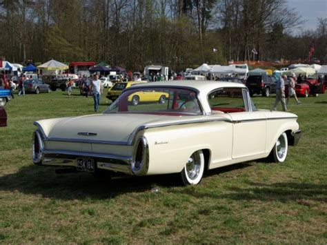1960 Mercury Monterey Hardtop Coupe rear - Picture Gallery ...