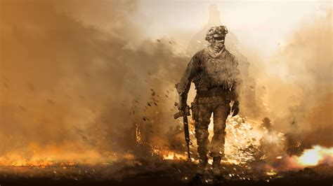 happened   call  duty modern warfare