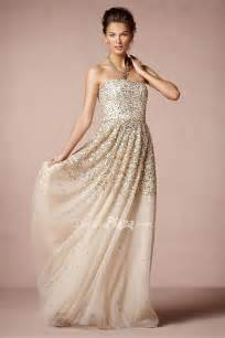 sequin dress bridesmaid gold sequin bridesmaid dresses stylecaster