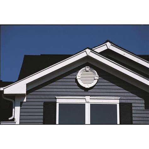 decorative gable trim fypon 33 1 4 in x 33 1 4 in x 4 3 32 in polyurethane