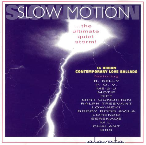 Slow Motion (1994, CD)   Discogs