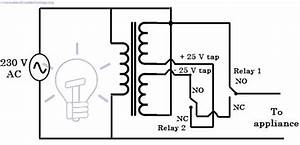 how does a voltage stabilizer work quora With basic relay working