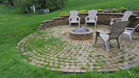 brick paver patio weeds in brick paver patio joints il brick
