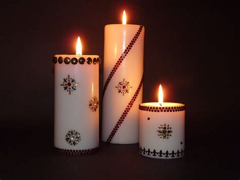 Decorating Ideas For Candles by Light Up Your Home With Creative Candles For This Diwali