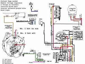1967 Chevelle Ignition Wiring Diagram