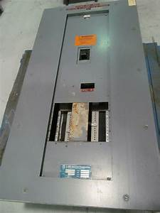 Ite 400 Amp Panelboard Cdp 4 Series 4 With Main Jl3