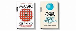 Marie Kondo Bücher : magisch aufr umen 6 schritte f r mehr ordnung mit marie ~ A.2002-acura-tl-radio.info Haus und Dekorationen
