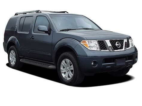 2005 Nissan Pathfinder Le by 2005 Nissan Pathfinder Reviews And Rating Motor Trend
