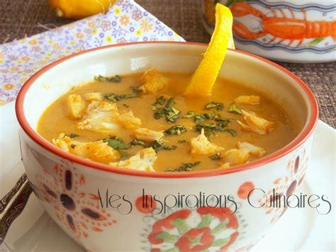 soupe de fenouil chorba de poisson le cuisine de