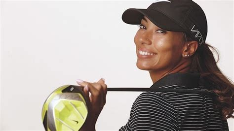 Cheyenne Woods: 'I'm not just Tiger's niece' - bunkered.co.uk