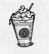 Starbucks Coloring Printable Pages Sketch Cup Drawing Mmm Deviantart Template Sketchite Scribblefun Via Getdrawings sketch template