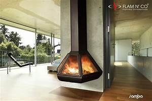 Poele A Granules Design Contemporain : galerie photo espace 34 chemin e montpellier po le ~ Premium-room.com Idées de Décoration