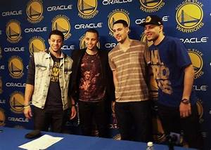 Seth Curry and Klay Thompson Brothers - Bing images